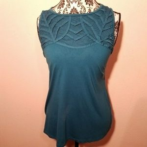 Liz Claiborne Sleeveless blouse Petite Medium